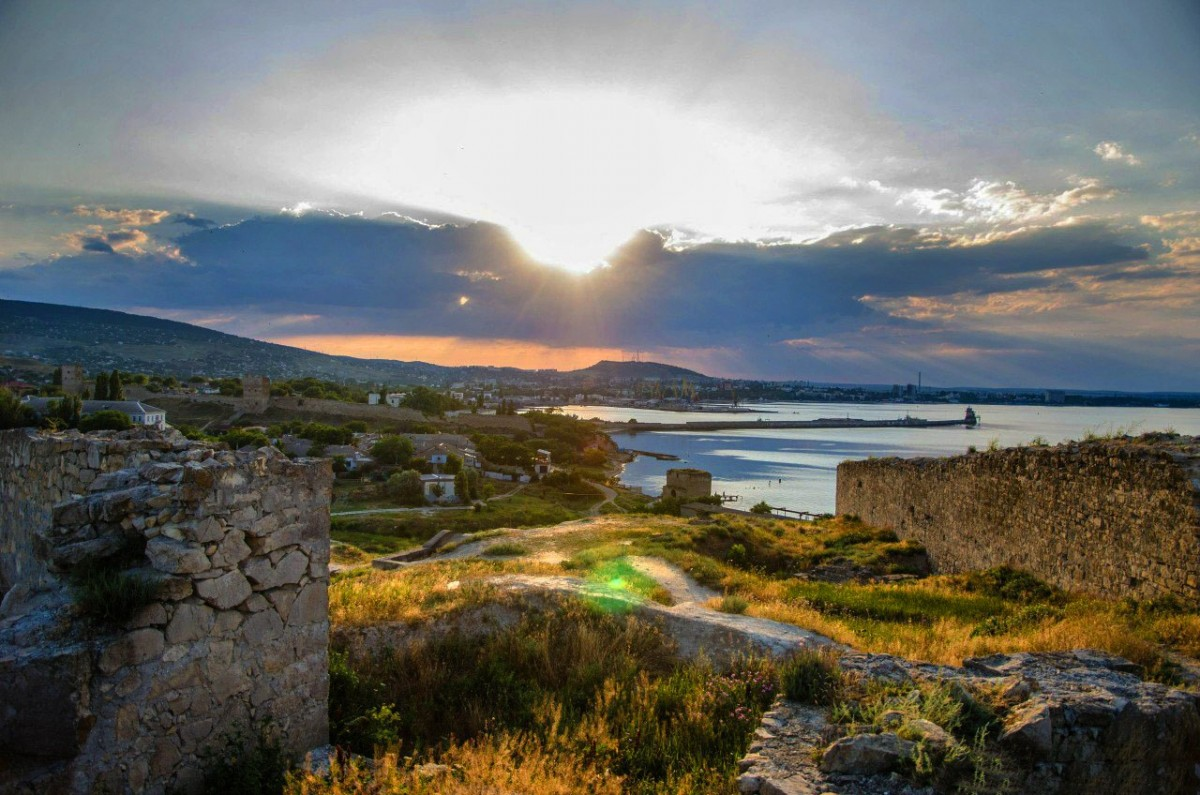 Фото: Феодосия