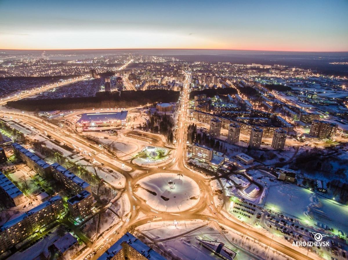 Фото: Ижевск
