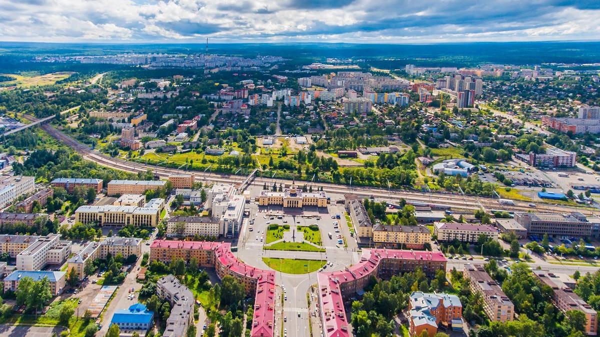 Фото: Петрозаводск