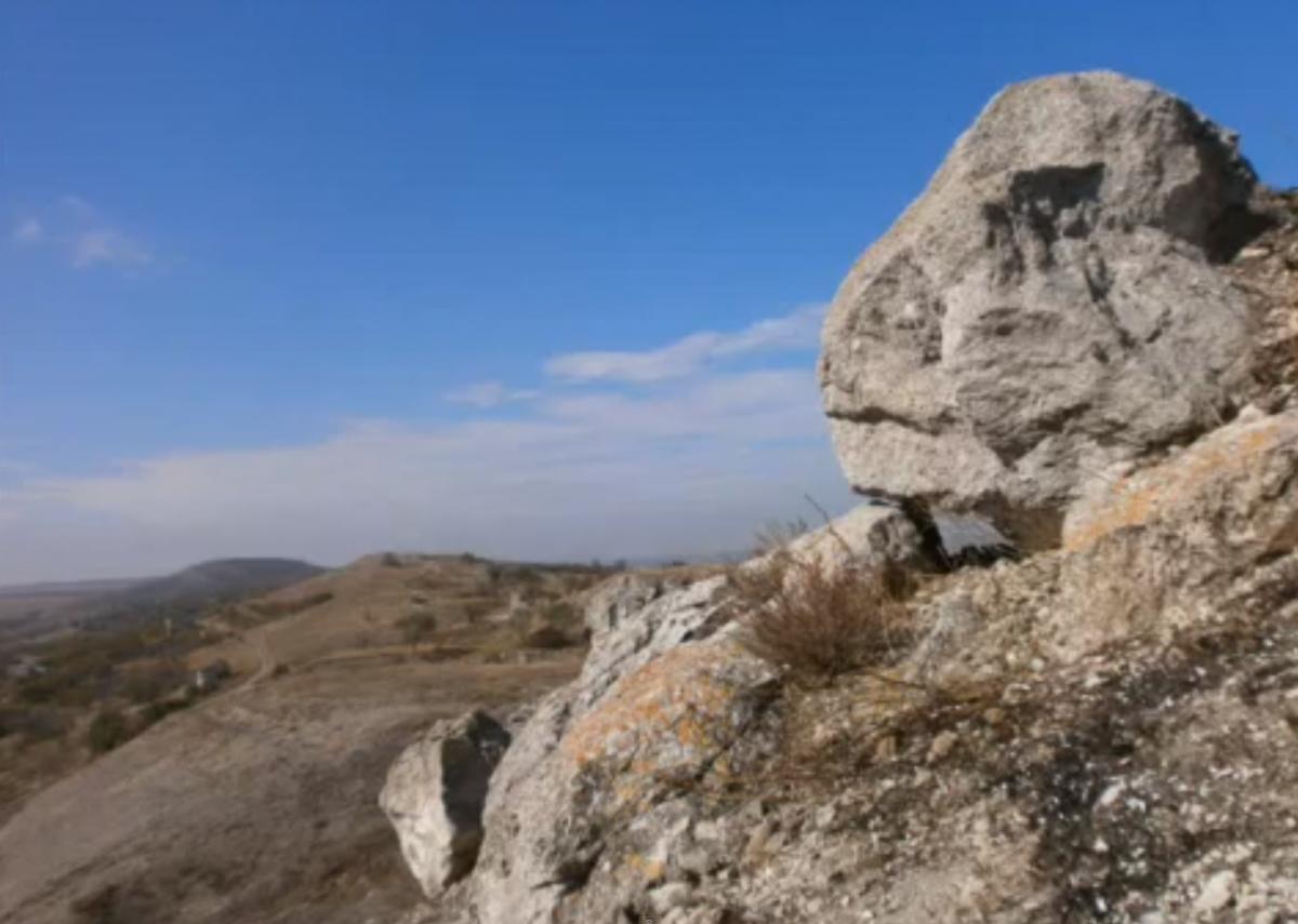 Фото: Тайны пирамид Керченского полуострова