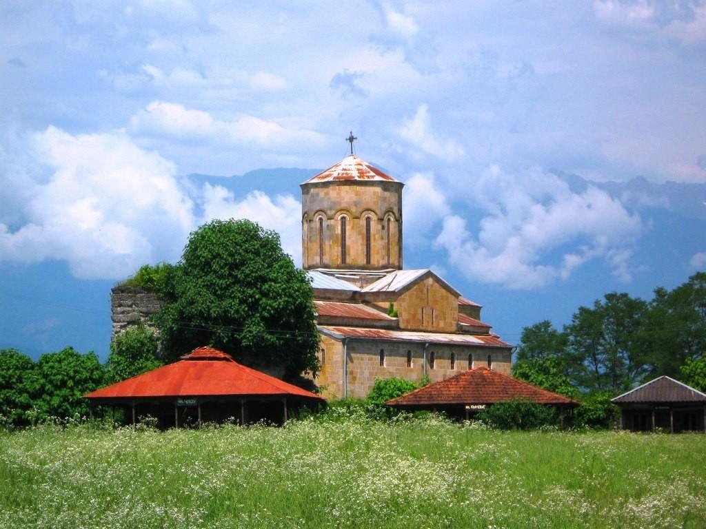 Фото: Сокровища Абжуйской Абхазии