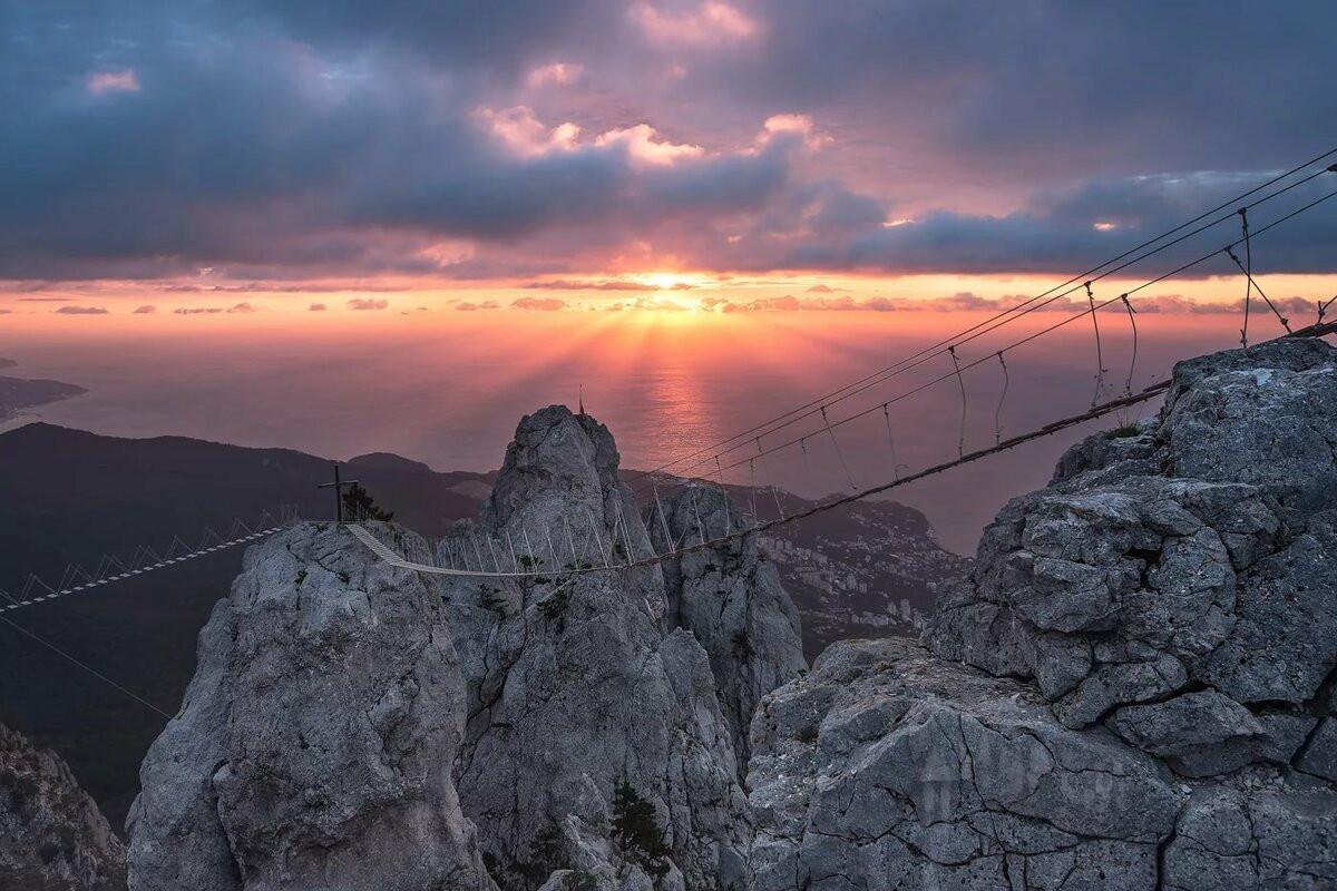 Фото: К вершине Ай-Петри