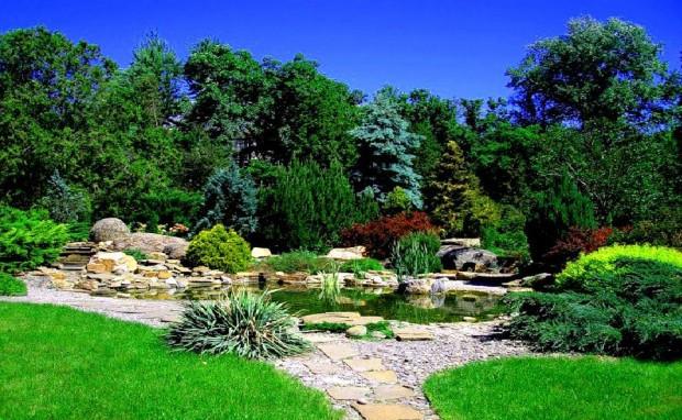 Фото: Прогулка по Никитскому ботаническому саду