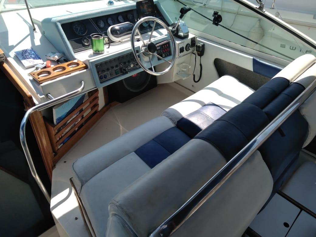Фото: Моторная яхта «Bayliner»