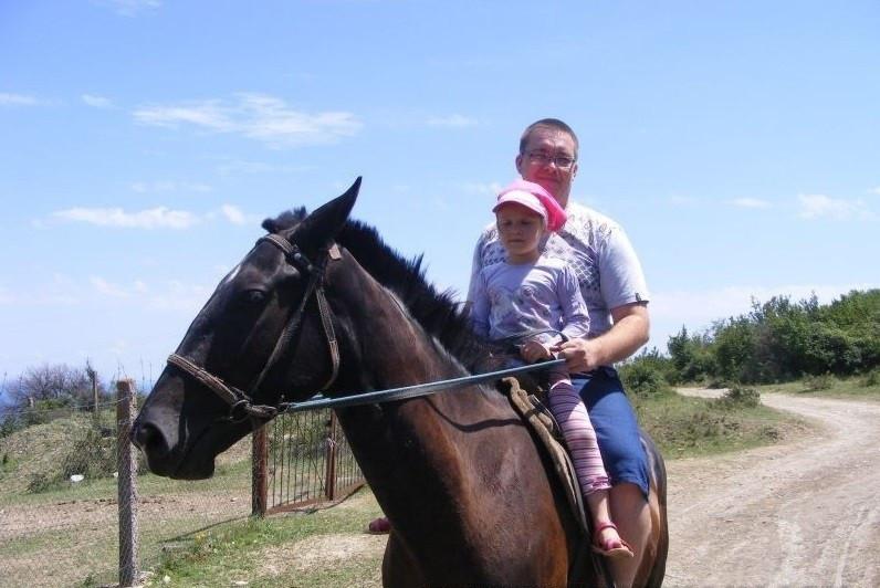 Фото: 3-х часовой маршрут на лошадях