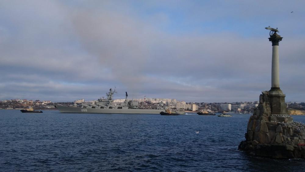 Фото: Легендарный Севастополь, с гидом