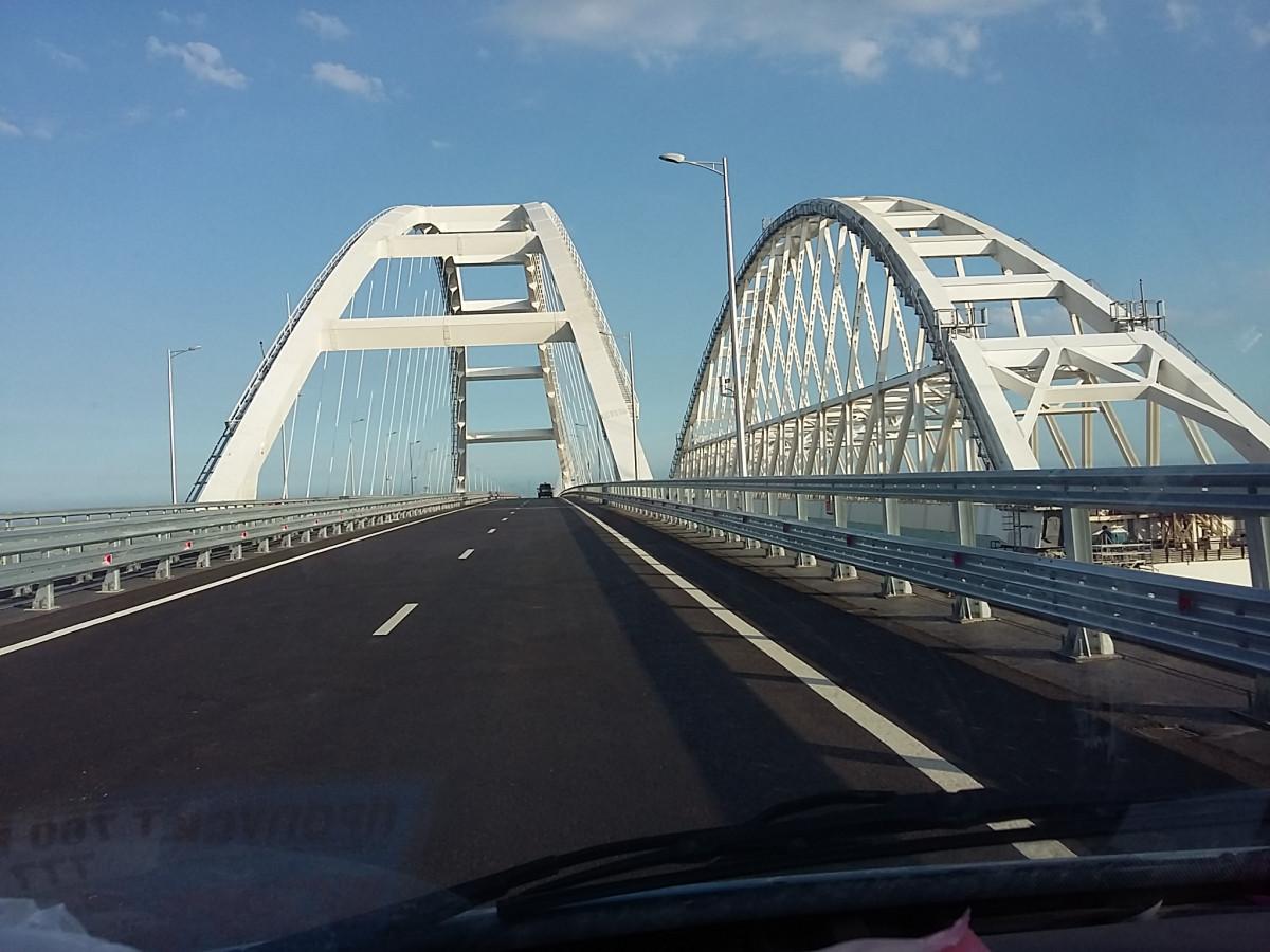 Фото: Тур с гидом: Крымский мост + Керчь