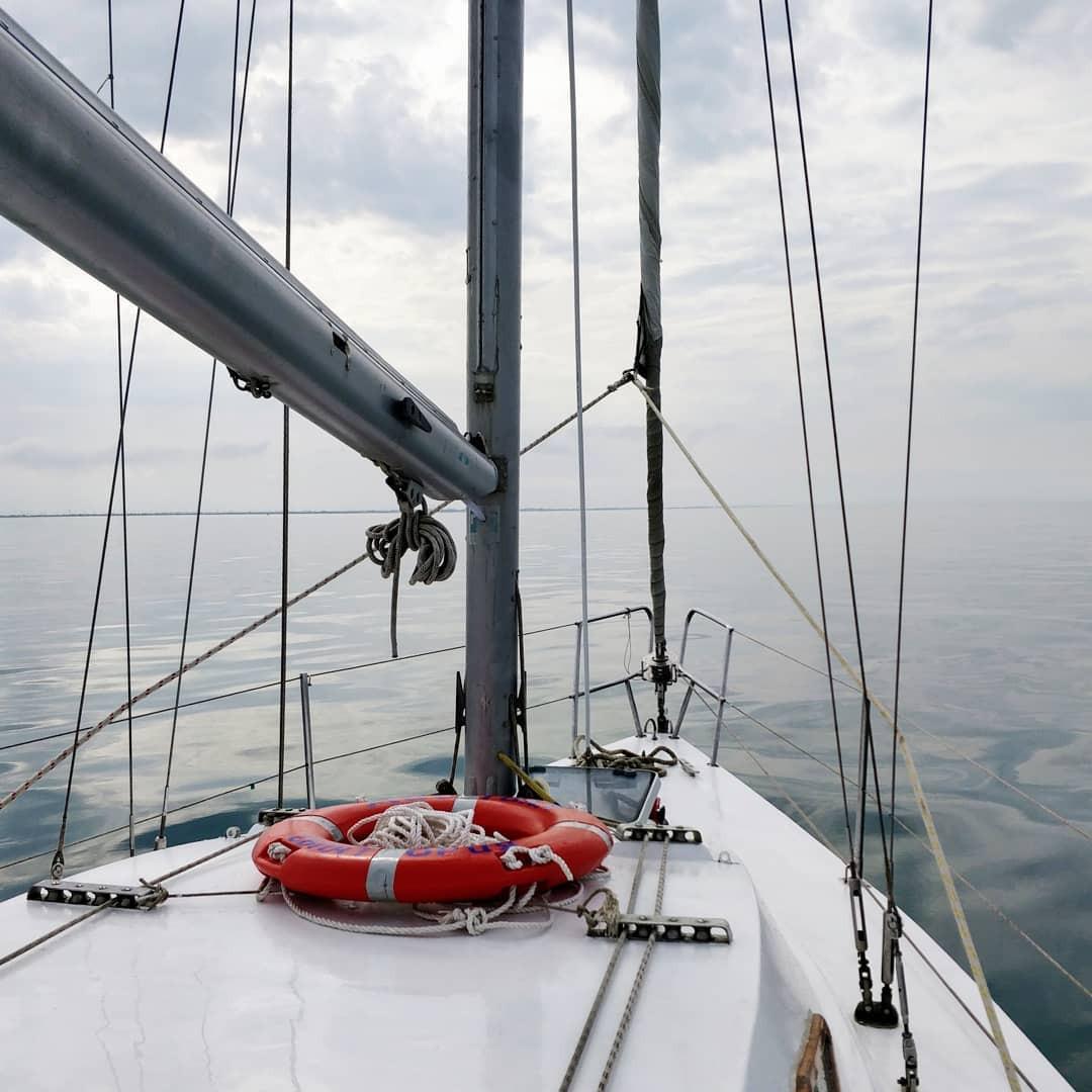 Фото: Морская прогулка на парусной яхте