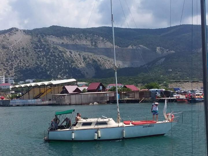 """Фото: Парусно-моторная яхта """"Taurus 34"""""""