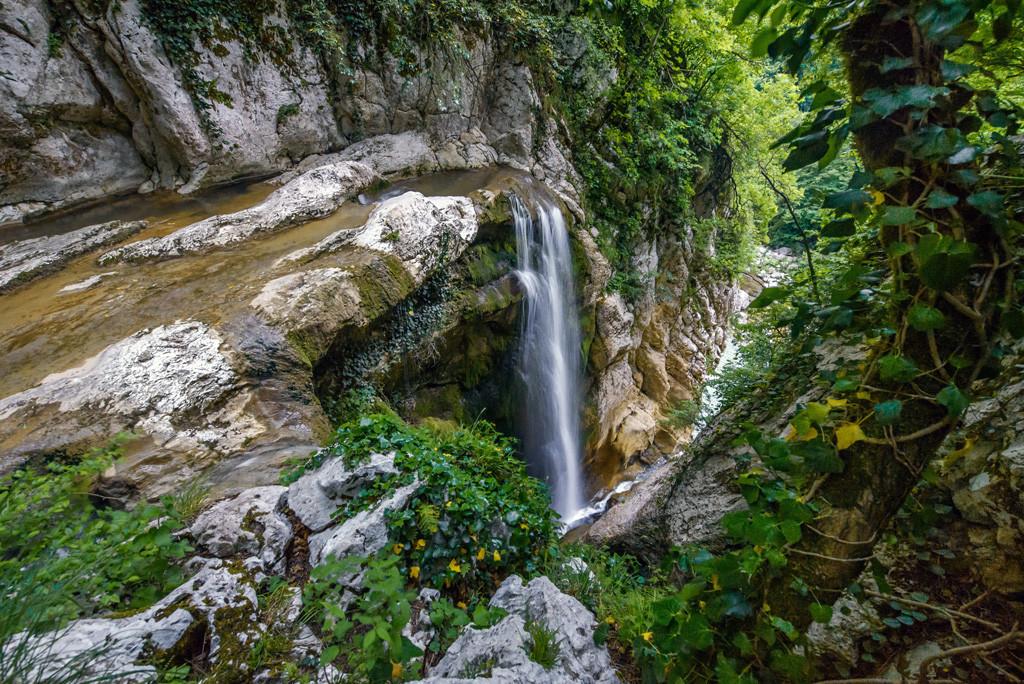 Фото: Поход в Агурское ущелье и Орлиные скалы