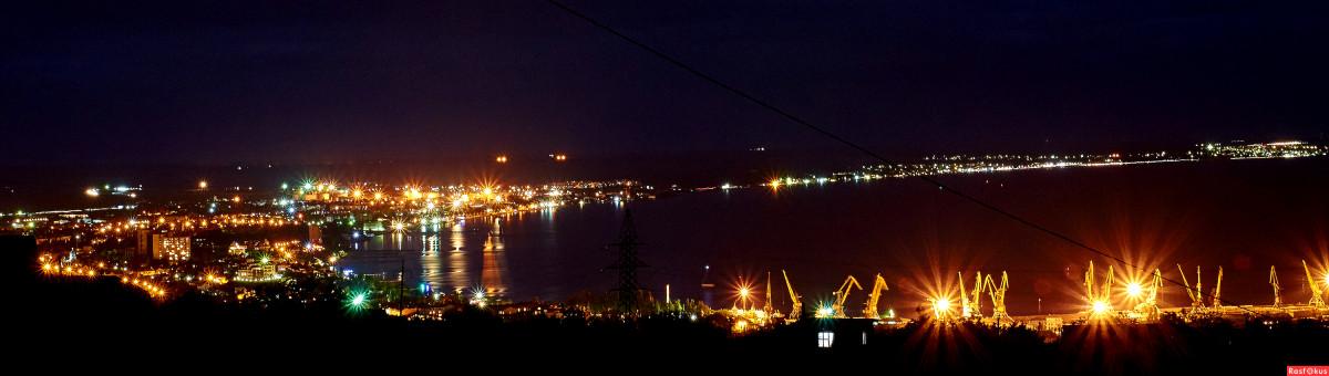 Фото: Ночная прогулка на внедорожнике-кабрио
