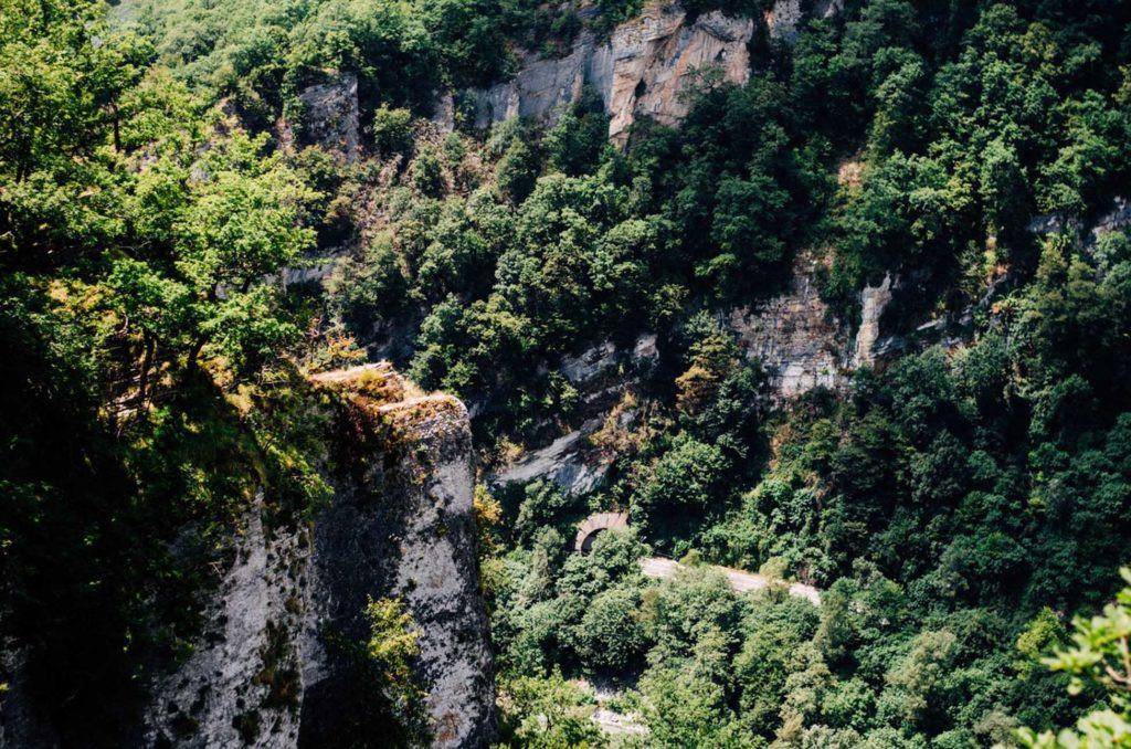 Фото: Лёгкий поход в Ахштырское ущелье