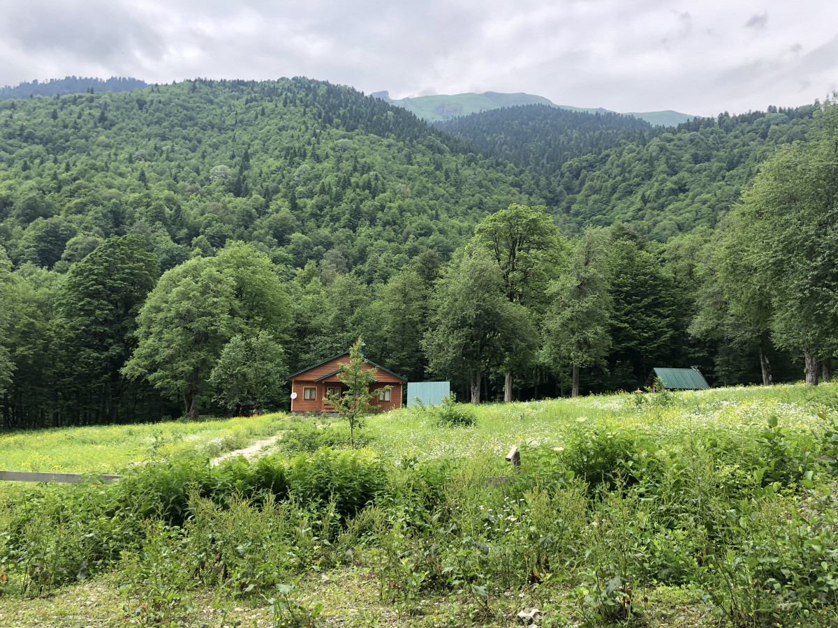 Фото: Путешествие в долину р. Пслух и Нарзаны