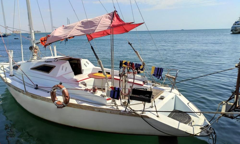 Фото: Аренда яхты «Дельфин»
