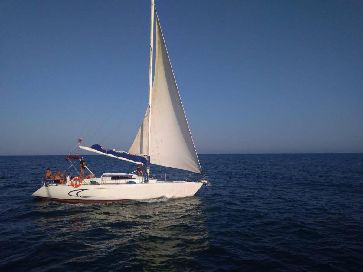 Фото: Аренда яхты, Евпатория.