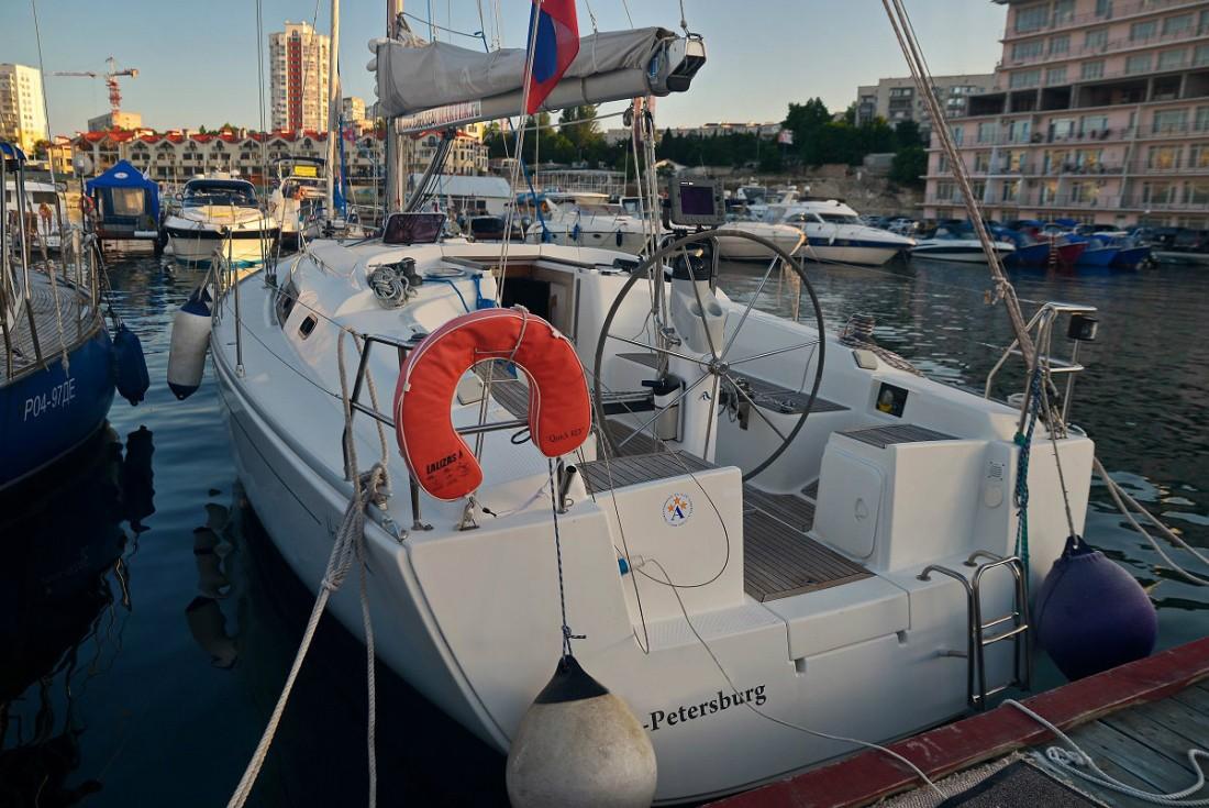 Фото: Недельная аренда яхты Hanse 400