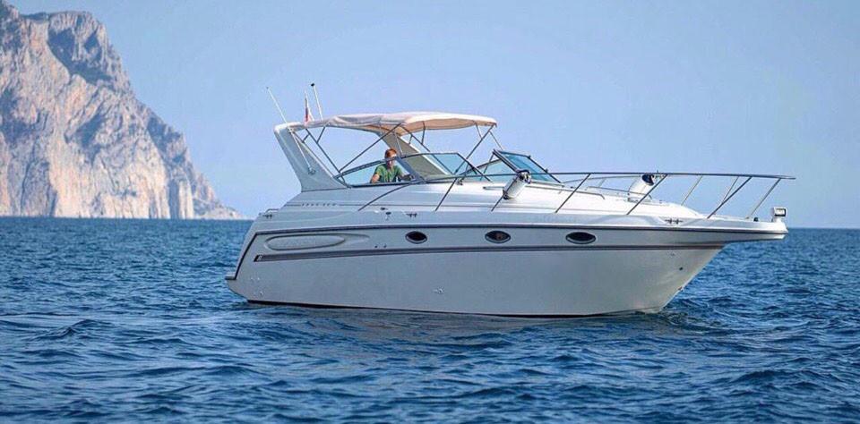 Фото: Прокат моторной яхты «Maxum 3000»