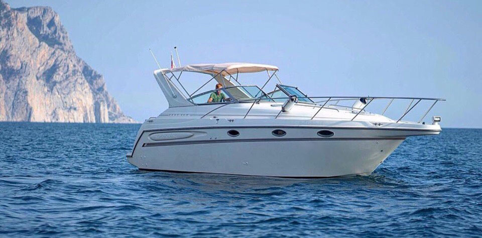 Фото: Моторная яхта «Maxum 3000»