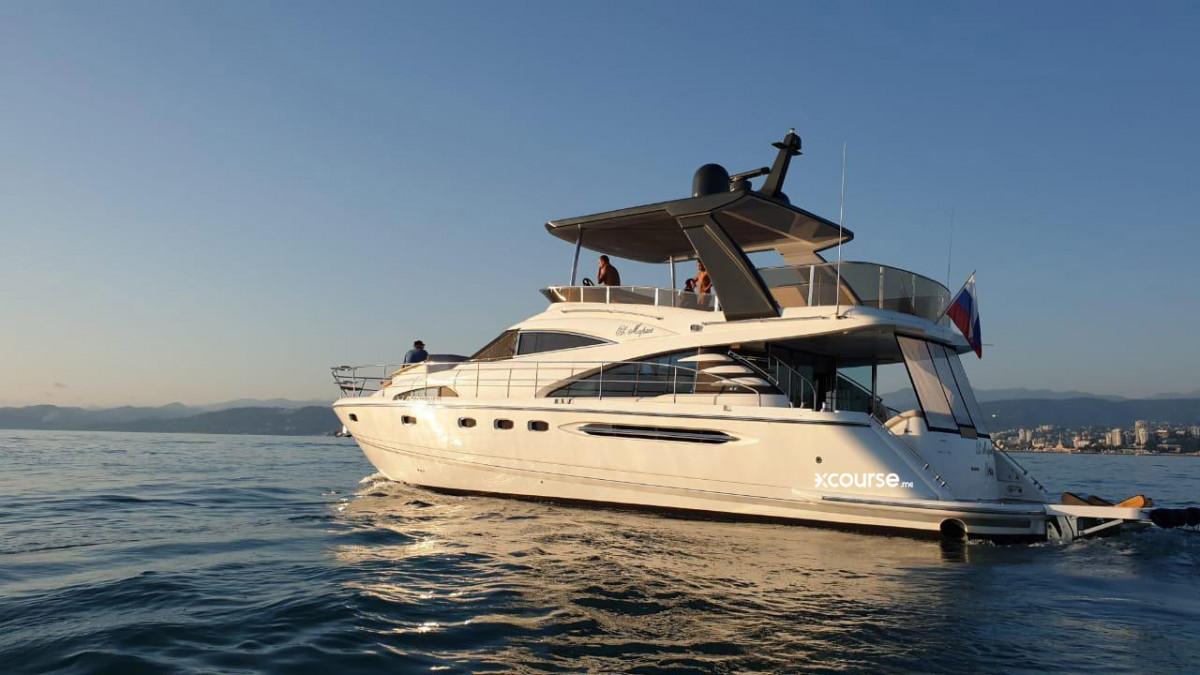 Фото: VIP Яхта «Squadron», аренда