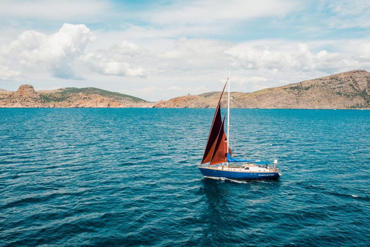 Фото: Аренда круизной яхты «Аэлита»