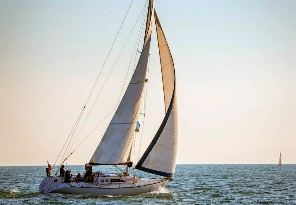 Фото: Парусная яхта «Navigator»