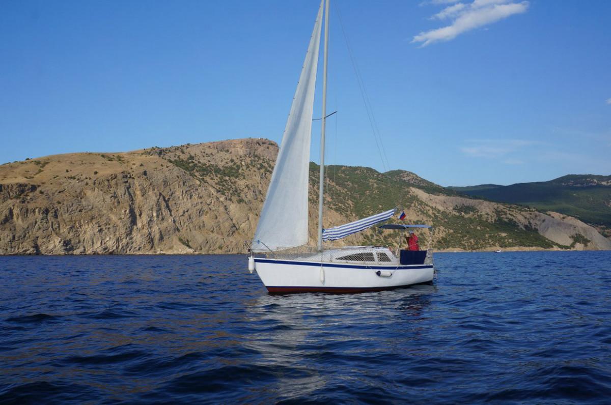 Фото: Аренда парусной яхты с капитаном