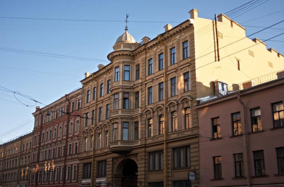 Фото: Квартира Распутина на Гороховой