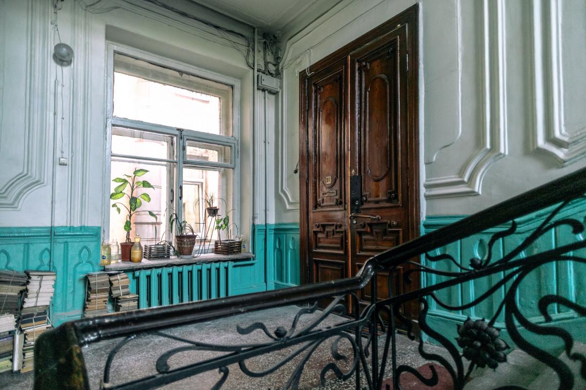 Фото: Настоящие коммунальные квартиры Петербурга