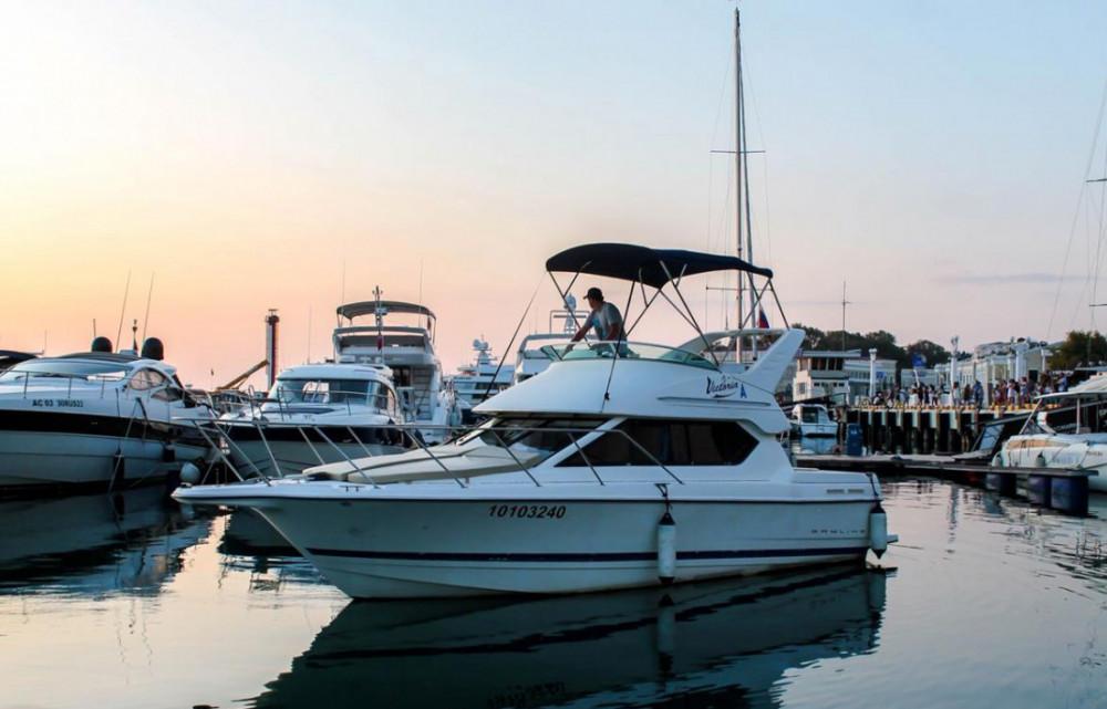 Фото: Яхта «Bayliner 288»