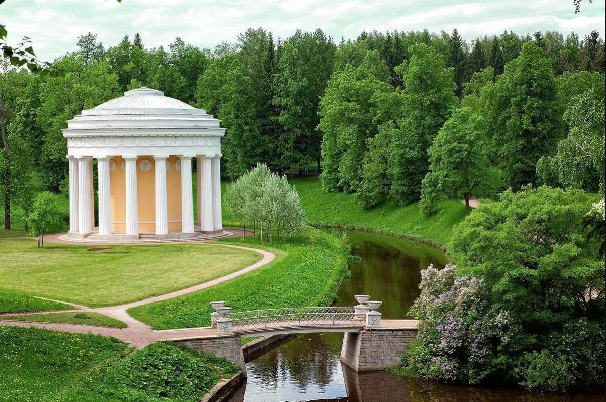Фото: Павловск: парк и дворец, с гидом