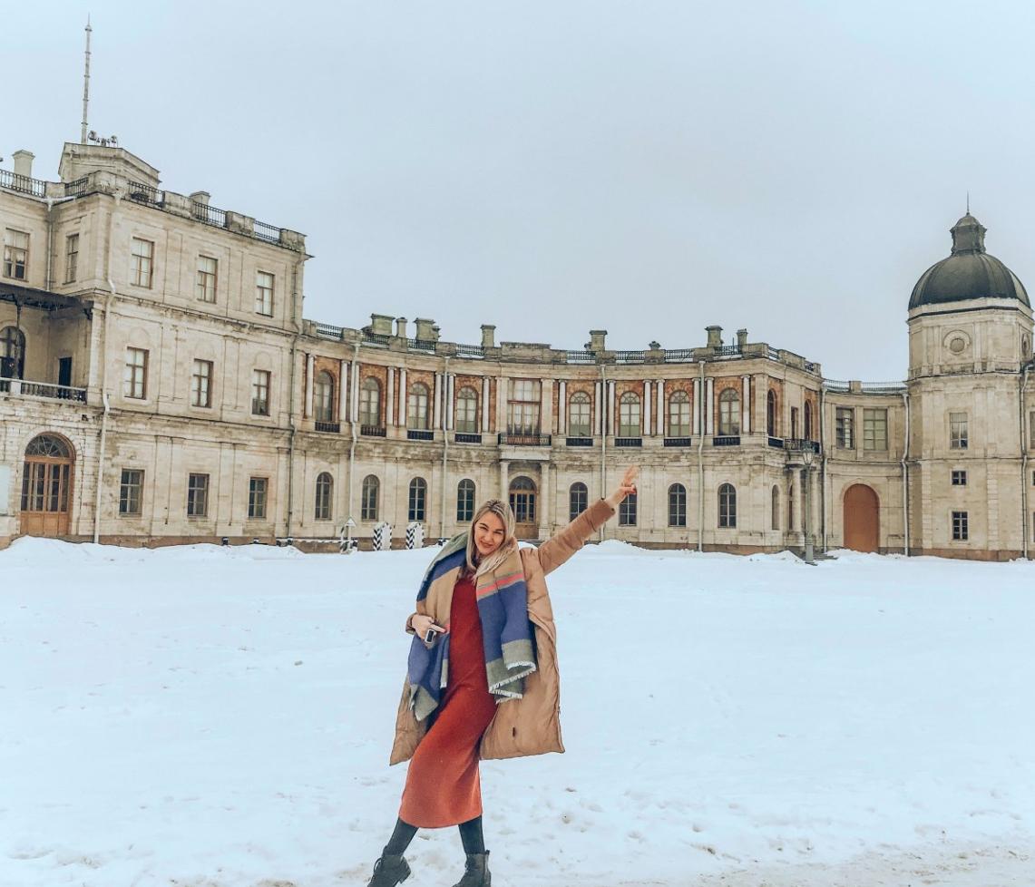 Фото: В Гатчину с посещением Гатчинского дворца