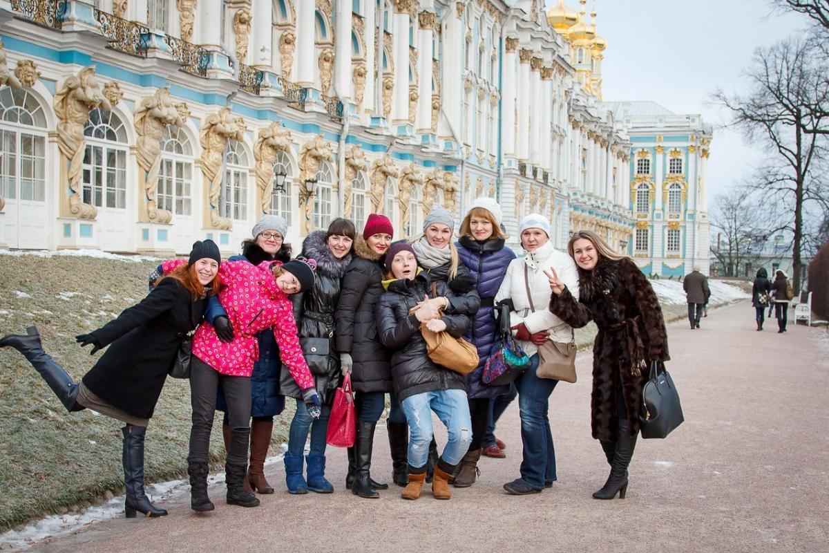 Фото: Царское Село + Екатерининский дворец