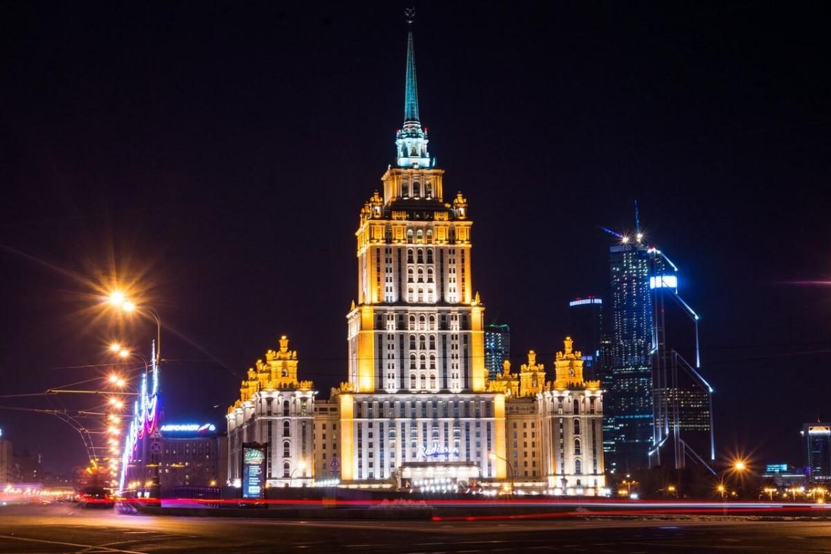 Фото: Вечерней Москвы очарование