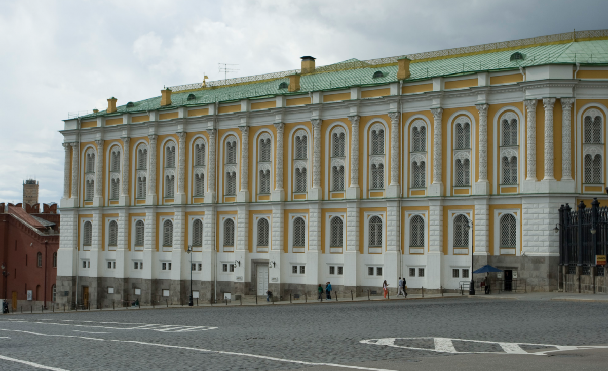 Фото: Сердце Кремля и Оружейная палата