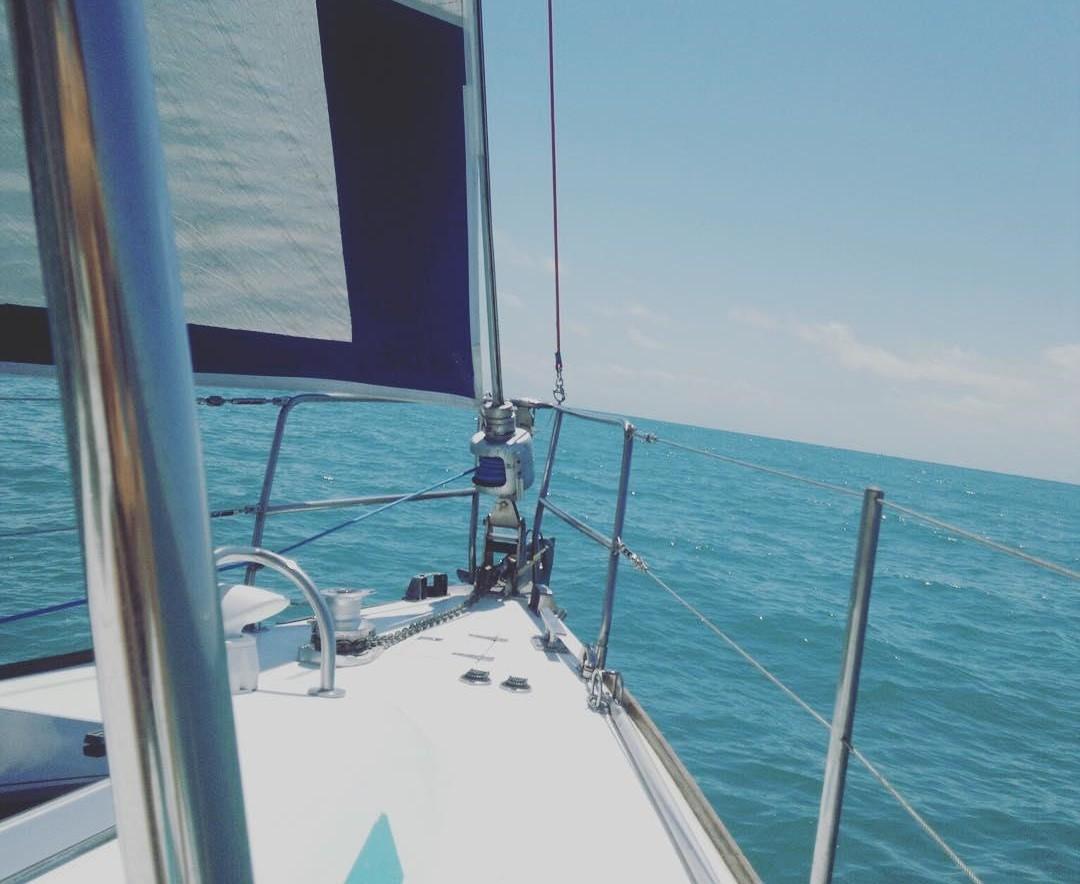 Фото: Прогулка на яхте с купанием в море