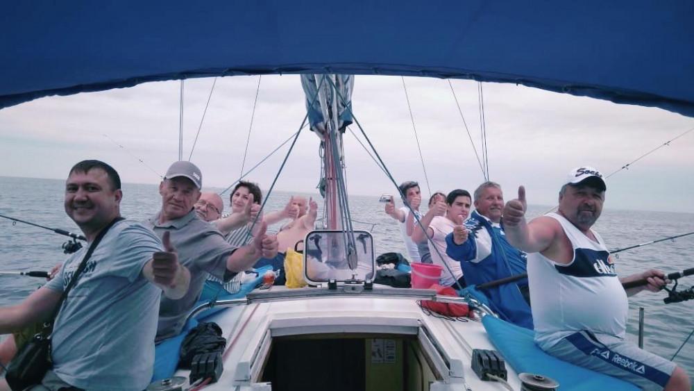 Фото: Морская рыбалка в Сочи
