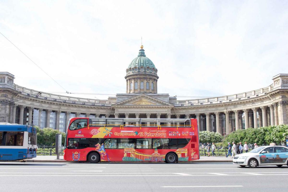 Фото: Обзорная экскурсия на двухэтажном автобусе