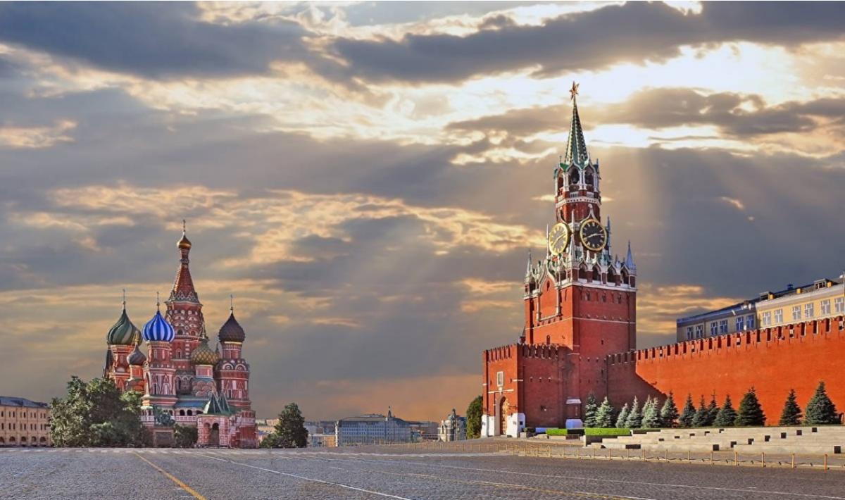 Фото: Центр Москвы, главные достопримечательности