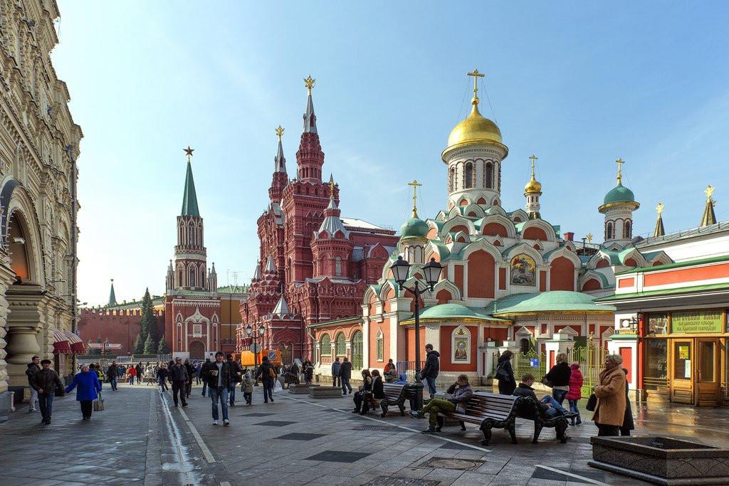 Фото: Историческая прогулка по Москве