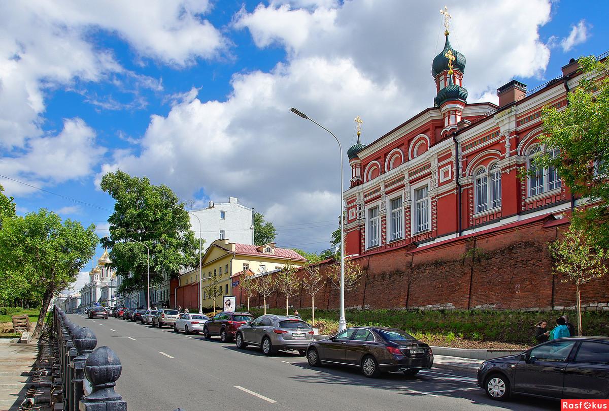 Фото: От Трубной площади до Сухаревской