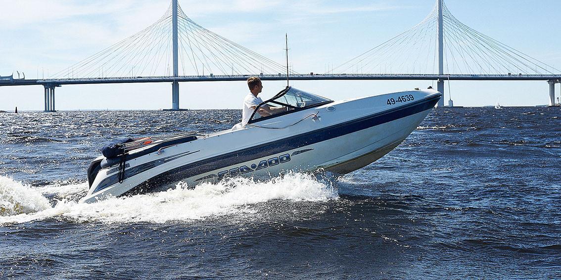 Фото: Аренда катера «Sea Doo»