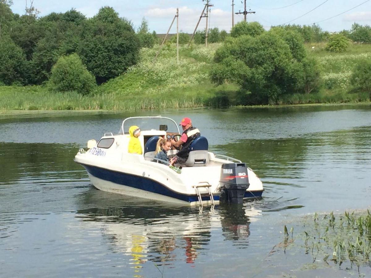 Фото: Путешествие на катере по реке Десна
