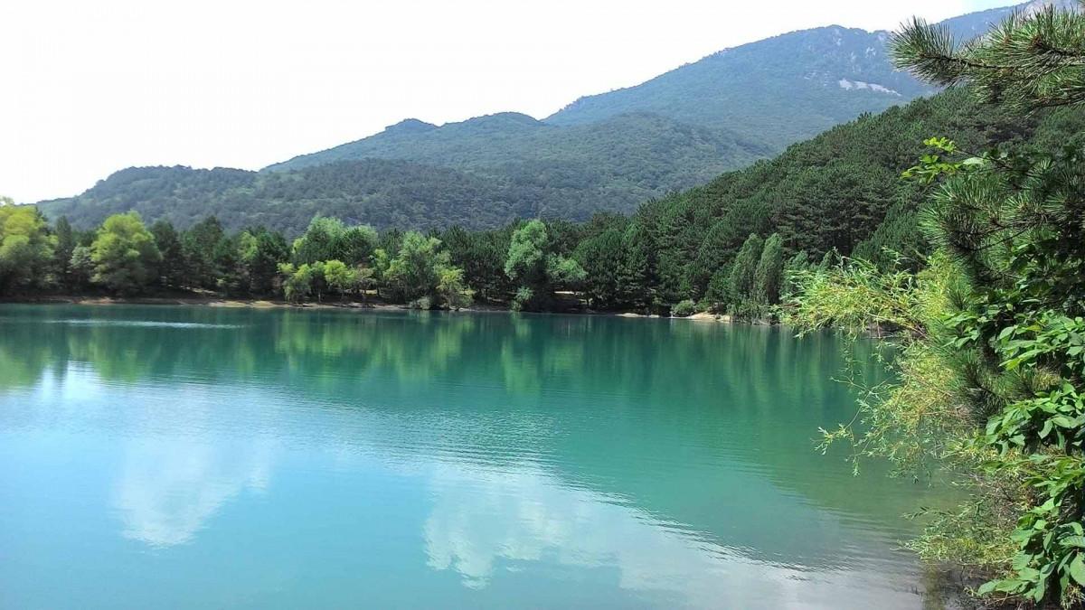 Фото: Джиппинг-тур на Бирюзовое озеро
