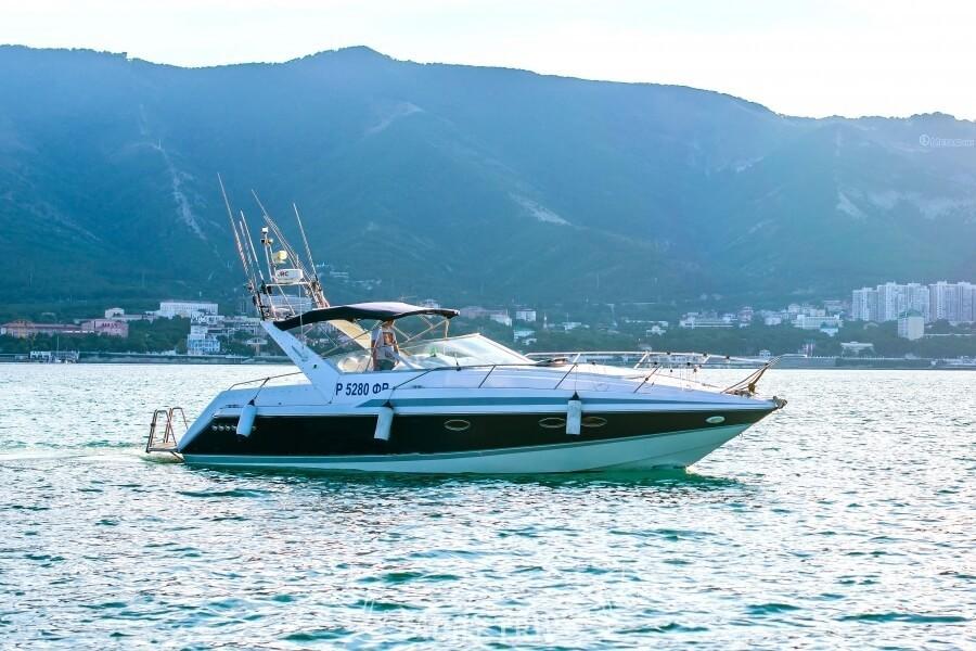 Фото: Аренда моторной яхты «San Remo»