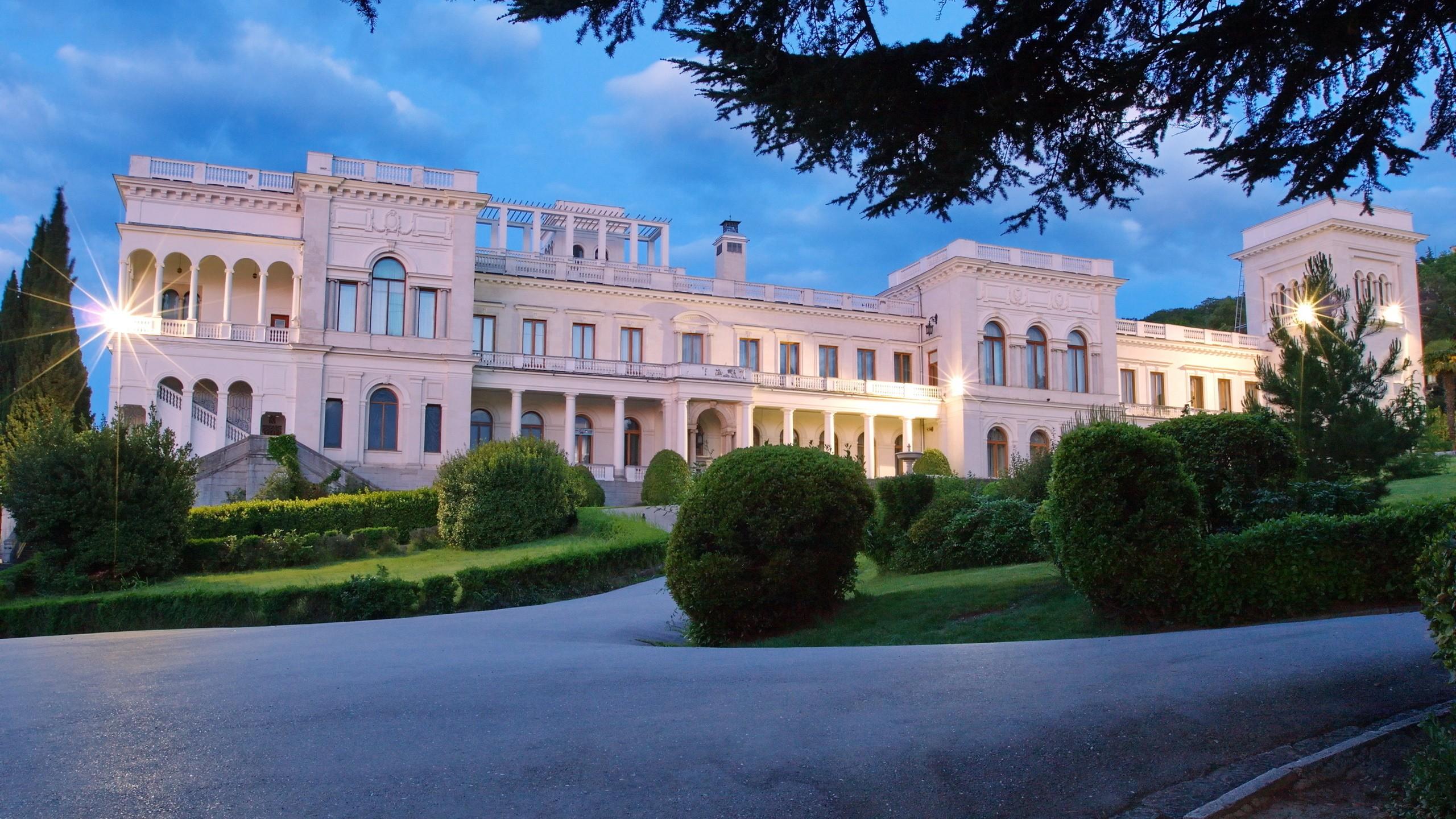 Фото: Царские дворцы Крыма