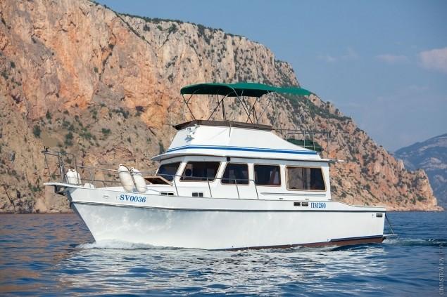 """Фото: Аренда комфортабельной яхты """"SV36"""""""