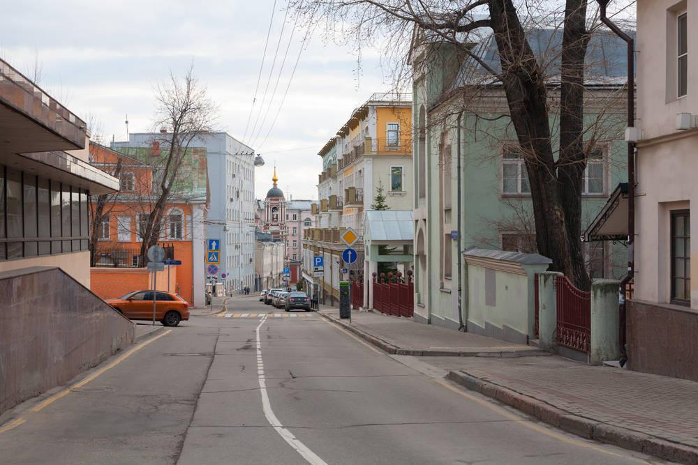 Фото: Дворы и улочки Ивановской горки