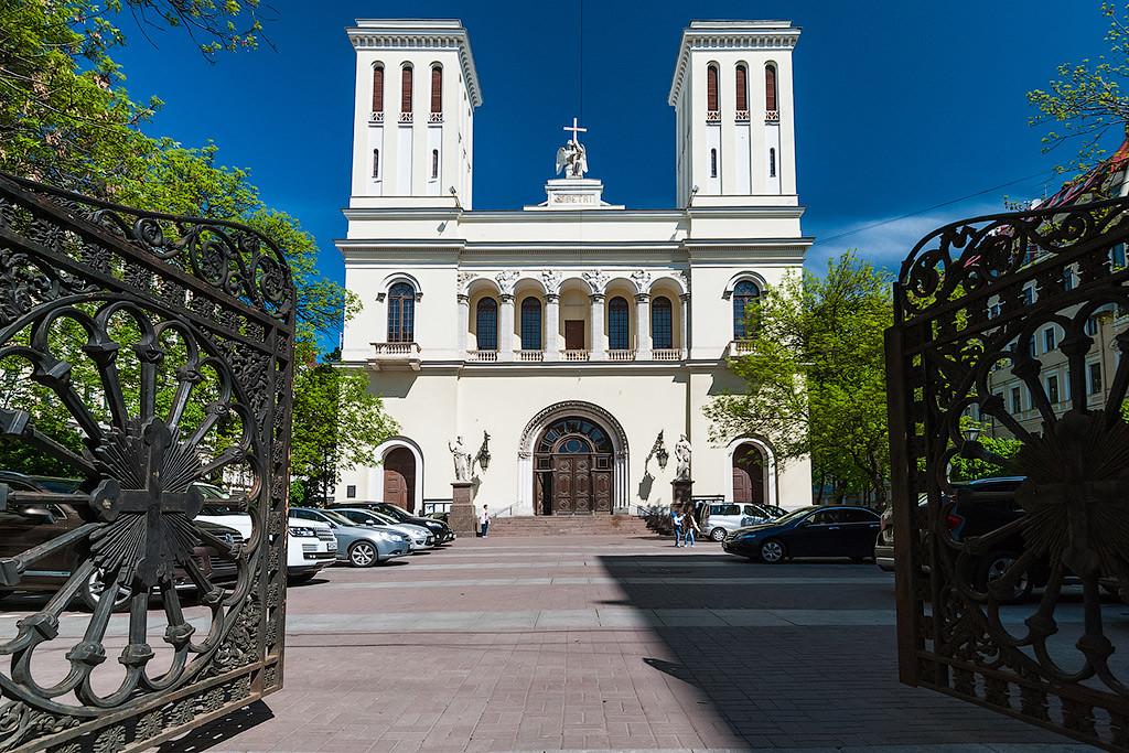 Фото: Лютеранский квартал