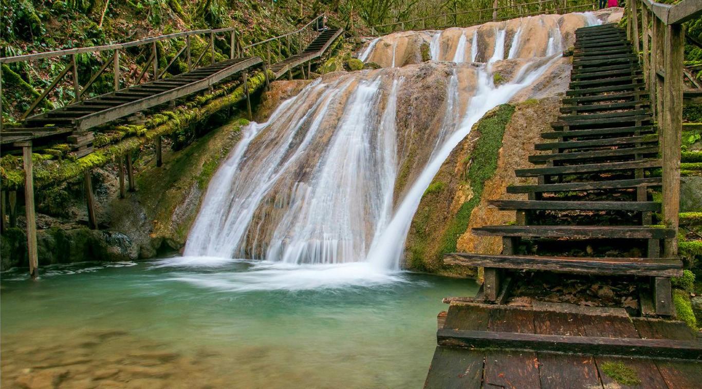 Фото: Ущелье «33 водопада», Лазаревское