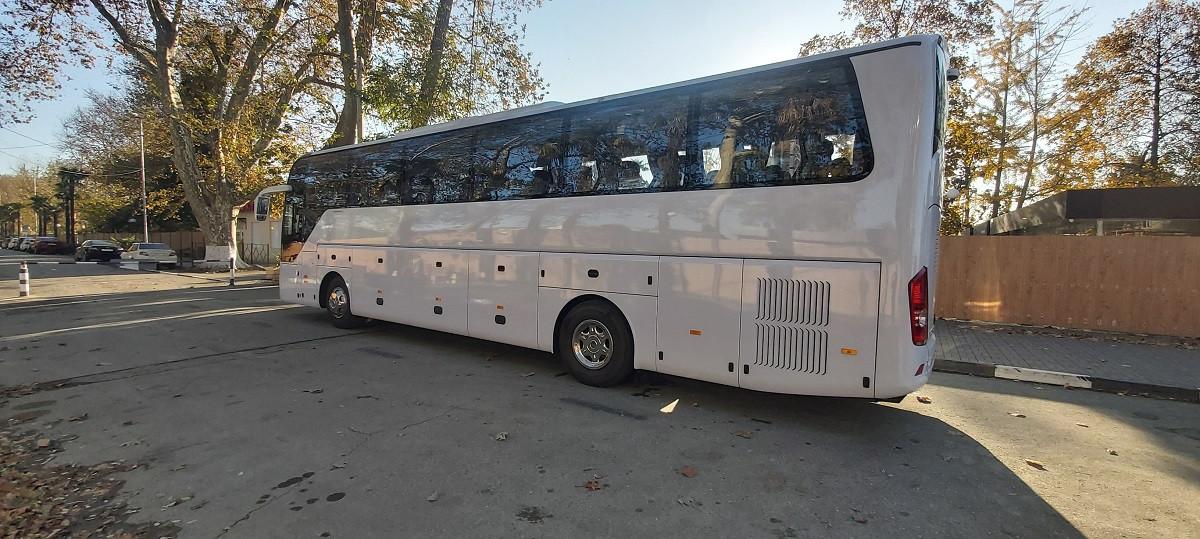 """Фото: Аренда автобуса """"Yutong"""""""